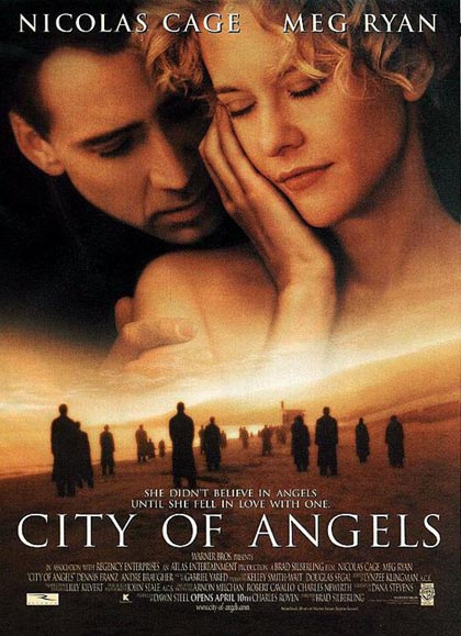Poster City of Angels - La citt� degli angeli