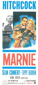 Locandina Marnie