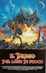 locandina Il drago del lago di fuoco