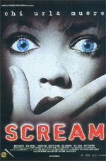 locandina Scream