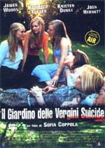 Locandina Il giardino delle vergini suicide