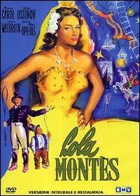 Locandina Lola Montès