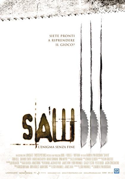 Saw III - L'Enigma Senza Fine (2007)DVDRip AC3 ITA Subs