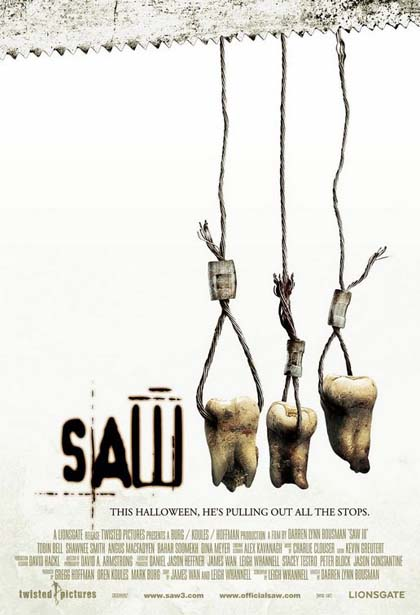 Guarda in streaming Saw III – L'enigma senza fine e scarica il Torrent ITA