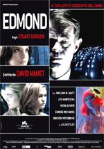 Locandina Edmond