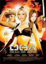 Locandina DOA: Dead or Alive