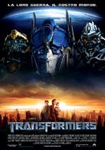 Locandina Transformers
