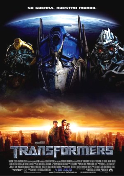 Guarda gratis Transformers in streaming italiano HD