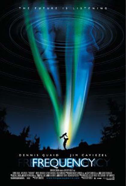 Poster Frequency - Il futuro � in ascolto