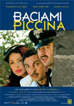 Locandina Baciami piccina