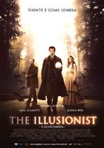 Locandina The Illusionist - L'illusionista