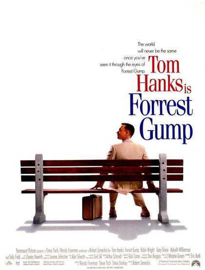 Guarda gratis Forrest Gump in streaming italiano HD