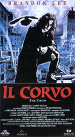 Poster Il corvo - The Crow  n. 0