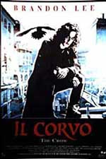 Poster Il corvo - The Crow  n. 4