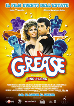 Locandina Grease - Brillantina