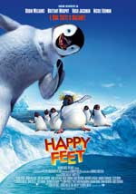 Locandina Happy Feet