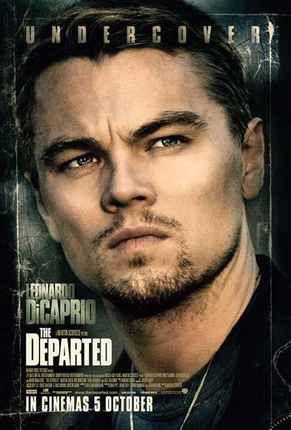Poster The Departed - Il bene e il male · « - locandinapg4