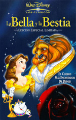 Poster La bella e la bestia [3]  n. 1
