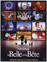 Poster La bella e la bestia [3]  n. 6