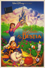 Poster La bella e la bestia [3]  n. 7