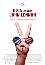 Locandina U.S.A. contro John Lennon