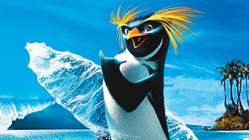 Surf's Up: I re delle onde