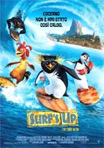 Locandina Surf's Up: I re delle onde