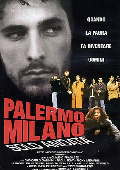 Palermo - Milano solo andata
