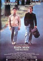 Locandina italiana Rain Man - L'uomo della pioggia