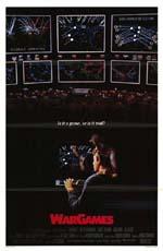 Poster Wargames - Giochi di guerra  n. 1