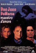 Locandina Don Juan De Marco maestro d'amore