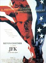 Locandina JFK - Un caso ancora aperto