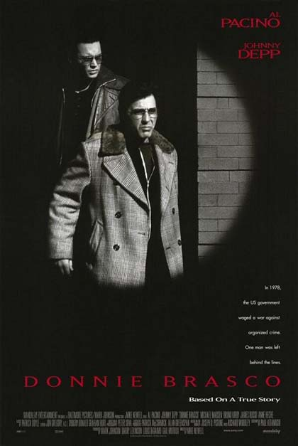 Poster Donnie Brasco