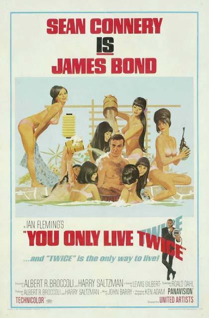 Trailer Agente 007 - Si vive solo due volte