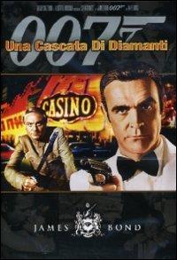 Locandina Agente 007 - Una cascata di diamanti