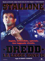 Dredd - La legge sono io streaming