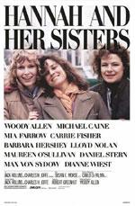 Locandina Hannah e le sue sorelle