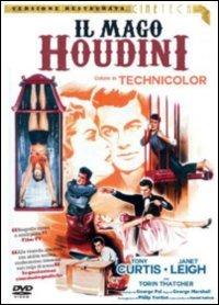 locandina Il mago Houdini