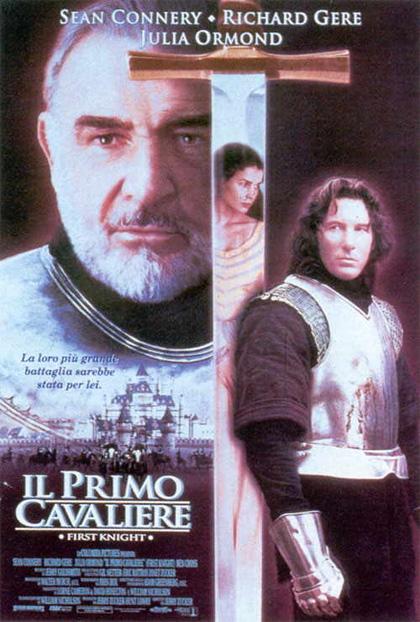 Film il primo cavaliere - I cavalieri della tavola rotonda film ...