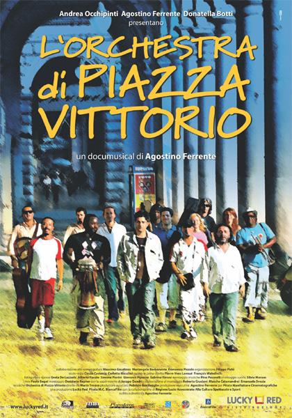 Trailer L'orchestra di Piazza Vittorio