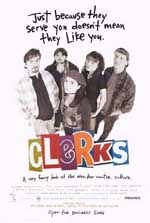 Poster Clerks - Commessi  n. 2