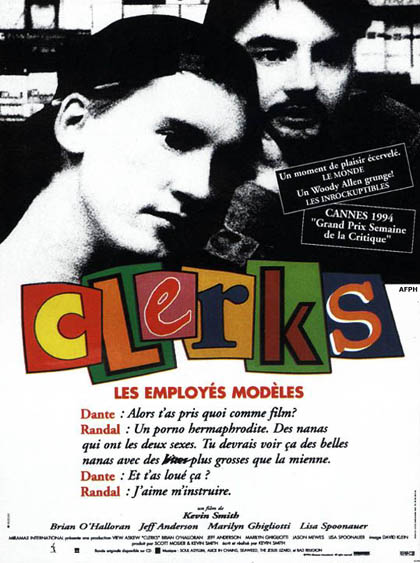 Poster Clerks - Commessi