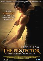 Locandina The Protector - La legge del Muay Thai