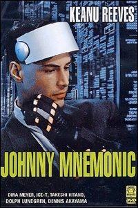 Locandina Johnny Mnemonic