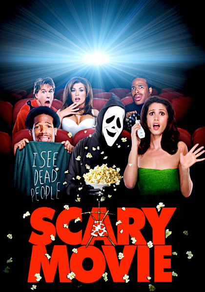 Trailer Scary Movie - Senza paura, senza vergogna, senza cervello!
