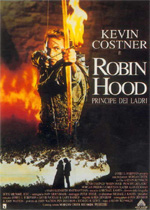 Locandina Robin Hood principe dei ladri