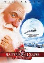 Locandina Santa Clause è nei guai