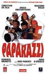 Locandina Paparazzi