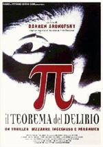 Locandina Pi Greco- Il teorema del delirio