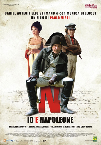 N (Io e Napoleone) movie